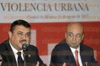 M�xico, DF., 31 de agosto de 2015.- El comisionado Nacional de Seguridad, Renato Sales y el secretario de Seguridad del DF, Hiram Almeida clausuraron el foro