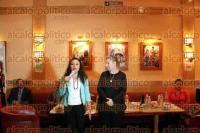 Xalapa, Ver., 1 de septiembre de 2015.- Presentan en conferencia de prensa el 19 Tour de Cine Franc�s, que se desarrollar� del 4 de septiembre al 8 de octubre a nivel nacional.