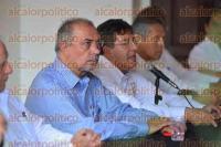 Xalapa, Ver., 3 de septiembre de 2015.- Presentan en conferencia de prensa concurso de fotograf�a, adem�s de una serie de actividades que se realizar�n en el marco del 90� aniversario del estadio �Heriberto Jara�.