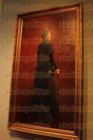 Orizaba, Ver., 3 de septiembre de 2015.- En la sala �El arte y el poder�, destacan obras de Jos� Cusachs, Joan Bernardet, Salvador Ferrando, Luis Mu�oz P�rez, Jos� Obreg�n, Jos� Escudero y Espronceda.