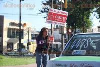Xalapa, Ver., 3 de octubre de 2015.- Este s�bado �Caritas� efect�a su colecta anual en diversas calles de la ciudad, recursos que podr�n alimentar en promedio a 80 personas al d�a, en los distintos albergues.