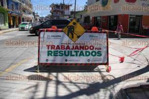Xalapa, Ver., 4 de octubre de 2015.- El Ayuntamiento llena de