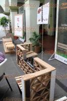 Xalapa, Ver., 6 de octubre de 2015.- Premiaci�n y clausura del concurso de mobiliario urbano �Bancas xalape�as�.