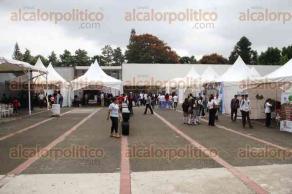 Xalapa, Ver., 7 de octubre de 2015.- Contin�an las actividades en la explanada de la Normal Veracruzana como parte de la 22a Semana Nacional de la Ciencia y la Tecnolog�a.