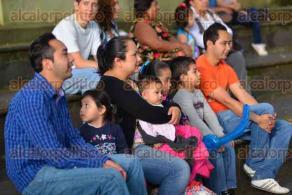 Xalapa Ver., 12 octubre de 2015.- Inauguraci�n del �3er Festival internacional cuentos y flores� como homenaje a Pascuala Corona; finaliza el 18 de octubre en distintas sedes.