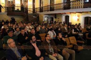 Xalapa, Ver., 24 de noviembre de 2015.- Presentaci�n de la revista CIDOB d' Afers Internacionals No. 110: