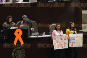 M�xico, D.F, 26 de noviembre de 2015.- Legisladores en la C�mara de Diputados trabajan sin contratiempos y avanzan en las iniciativas presentadas por los diversos grupos parlamentarios.