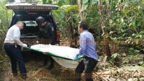 Fort�n, Ver., 27 de noviembre de 2015.- Este viernes fue encontrado un hombre de aproximadamente 35 a�os, decapitado y en avanzado estado de putrefacci�n, en la localidad de Monte Blanco.