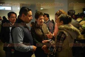 Xalapa, Ver., 28 de noviembre de 2015.- Exitosa evaluaci�n de desempe�o docente a 1347 maestros hasta las 10:30 horas en el Complejo Omega.