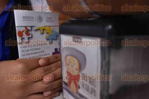 Xalapa, Ver., 1 de diciembre de 2015.- Dulce Gloria Navarro, presidenta de la Asociaci�n