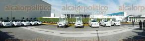 M�xico, CDMX., 8 de febrero de 2016.- Los 5 papam�viles no son blindados, a petici�n del Papa; se trata de 3 camionetas tipo pick up y dos Jeeps, utilizados durante su visita a Estados Unidos en septiembre pasado.