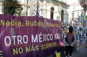Ciudad de M�xico., 11 de febrero 2016.- Comunicadores y reporteros de la organizaci�n