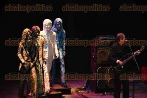 Xalapa, Ver., 14 de febrero de 2016.- El s�bado por la noche, el Club Rotario Xalapa Manantiales present� con gran �xito el concierto de