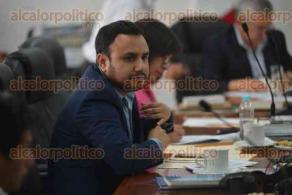 Xalapa, Ver., 29 de abril de 2016.- Sesi�n ordinaria del OPLE, asisten consejeros electorales y representantes de partidos.
