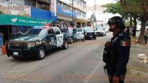 Coatzacoalcos, Ver., 3 de mayo de 2016.- Operativo en el que elementos  de la SSP, Fuerza Civil y el Ej�rcito rescataron a 7 personas que estaban privadas de su libertad en el hotel