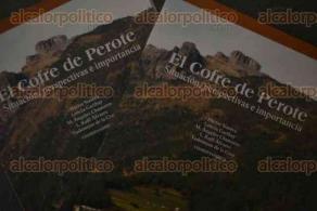 Xalapa, Ver., 4 de mayo de 2016.- Presentaci�n del libro: �El Cofre de Perote: situaci�n, perspectivas e importancia�, en el Auditorio de la Facultad de Biolog�a.