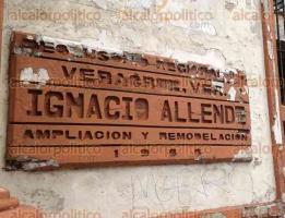 Veracruz, Ver., 4 de mayo de 2016.- El Colegio de Abogados de Veracruz propondr� al pr�ximo Gobernador que rehabilite el