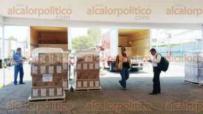 Tlalnepantla, EDOMEX, 25 de mayo de 2016.- Los consejeros Jorge Alberto Hern�ndez y Hern�ndez e Iv�n Tenorio Hern�ndez, as� como el director Ejecutivo de Organizaci�n Electoral, Gregorio Arellano Rocha, acudieron al Estado de M�xico para verificar la salida de boletas de la empresa Litho Formas.