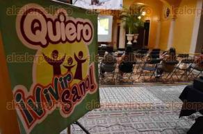 Xalapa, Ver., 26 de mayo de 2016.- Del 23 al 27 de mayo en el Casino Xalape�o, se proyectar�n conferencias