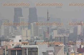 Ciudad de M�xico, 30 de mayo de 2016.- Se contin�a al pendiente de los niveles de contaminaci�n; tras emitir el pasado s�bado contingencia ambiental fase 1 y levantada el mismo d�a, ahora las lluvias ayudan a bajar un poco la contaminaci�n.