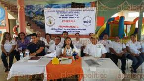 Coatzacoalcos, Ver., 30 de mayo de 2016.- Integrantes del Comit� Pro-Fundaci�n anunciaron que la primera universidad, ubicada en la zona rural de Coatzacoalcos, podr�a recibir a los primeros alumnos a partir del pr�ximo ciclo escolar.