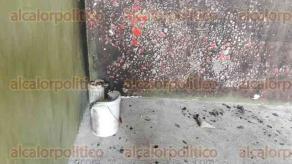 Veracruz, Ver., 30 de mayo de 2016.- Ra�l D�az Diez, dirigente municipal del PRI en Veracruz, inform� que interpusieron una denuncia ante el Ministerio P�blico a quien resulte responsable del ataque con artefactos explosivos a las oficinas de una asociaci�n civil de filiaci�n tricolor, el pasado domingo.