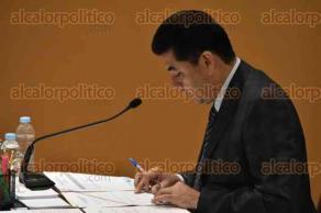 Xalapa, Ver., 24 de junio de 2016.- Sesi�n p�blica del Tribunal Electoral del Poder Judicial en la Sala Regional de este �rgano jurisdiccional.