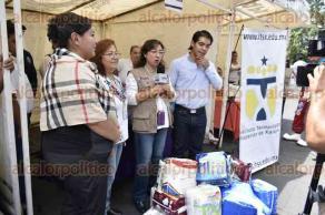Xalapa, Ver., 1 de julio de 2016.- La tarde de este viernes, el DIF municipal y la asociaci�n civil
