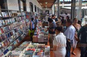 Xalapa, Ver., 24 de julio de 2016.- En el sal�n de actos de la Feria Nacional del Libro Infantil y juvenil se present� el libro