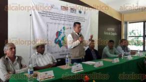 Orizaba, Ver., 25 de julio de 2016.- El estudio para el manejo sustentable del Pico de Orizaba fue presentado la ma�ana de este lunes en el auditorio del Instituto Tecnol�gico Superior de Zongolica (ITSZ).