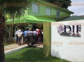Fort�n, Ver., 27 de julio de 2016.- A trav�s de diversos grupos, habitantes de Monte Blanco y Monte Salas iniciaron una