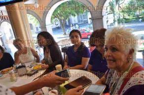 Xalapa, Ver., 28 de julio de 2016.- Integrantes de la Red Veracruzana por el Derecho a Decidir informaron que ha aumentado el �ndice de abortos clandestinos por temor a sufrir una penalizaci�n, por lo cual se ha convertido en un problema de salud.