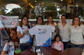 Xalapa, 28 de julio de 2016.- Integrantes del comit� organizador de la carrera