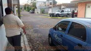Cuitl�huac, Ver., 28 de julio de 2016.- Siete presuntos delincuentes fueron detenidos la tarde de este jueves, durante un operativo que realizaron las fuerzas del orden despu�s de una balacera que se registr� en el lugar.
