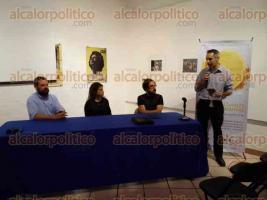 Xalapa, Ver., 27 de agosto de 2016.- Como parte del Tercer Foro Empresas Culturales y Creativas, organizado por el IVEC, se present� el proyecto