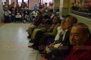 Xalapa, Ver., 28 de agosto de 2016.- En la casa hogar del adulto mayor