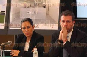 Ciudad de M�xico, 29 de agosto de 2016.- El titular de la CONADE, Alfredo Castillo, compareci� ante la Comisi�n del Deporte presidida por Pablo Gamboa para explicar los