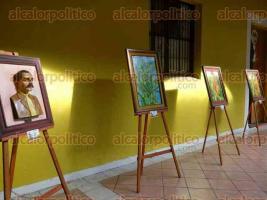 Coatepec, Ver., 23 de septiembre de 2016.- Con la inauguraci�n de la Muestra de Arte Talentos Coatepecanos, en la cual 20 artistas locales exhiben sus obras, arranc� el XV Festival Internacional San Jer�nimo 2016 en este municipio, evento que concluir� el 30 de septiembre.