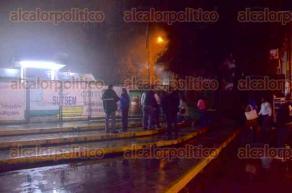 Xalapa, Ver., 27 de septiembre de 2016.- Integrantes del Sindicato Unificador de los Trabajadores al Servicio del Estado y del Magisterio, tomaron desde las 6:00 horas de este martes las instalaciones de la Secretar�a de Educaci�n.