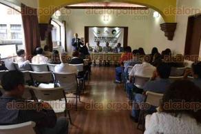 Xalapa, Ver., 28 de septiembre de 2016.- El Centro de Investigaci�n Atmosf�rica y Ecol�gica (CIAE) y la Universidad Aut�noma de Chapingo, firmaron un convenio de colaboraci�n para dar apertura al desarrollo de investigaci�n cient�fica y tecnol�gica
