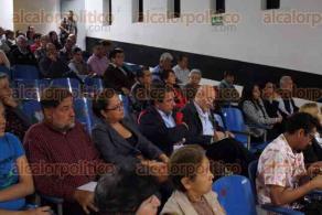 Xalapa, Ver., 21 de octubre de 2016.- Foro de propuesta ciudadana para la agenda legislativa