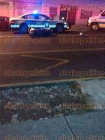 Xalapa, Ver., 21 de octubre de 2016.- Una mujer de edad avanzada fue atropellada alrededor de las 19:00 horas por un veh�culo que, seg�n testigos, al parecer pertenece al Centro de Salud �Gast�n Melo�. Lleg� la polic�a y una ambulancia la traslad� a un nosocomio para su atenci�n m�dica.