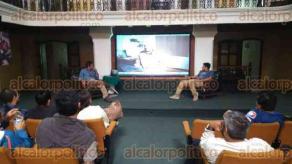 Xalapa, Ver., 22 de octubre de 2016.- Inicia en el Colegio de Veracruz el foro