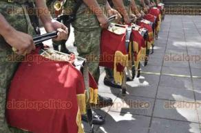 Xalapa, Ver., 24 de octubre de 2016.- Acto de celebraci�n por el LXXI Aniversario del D�a de las Naciones Unidas, en la explanada del Parque Ju�rez.