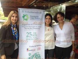 Xalapa, Ver., 25 de octubre de 2016.- Integrantes de la Fundaci�n Casa Nueva dieron a conocer los detalles de la presentaci�n del concierto de la Orquesta Municipal de Xalapa el 25 de noviembre en el Teatro del Estado.