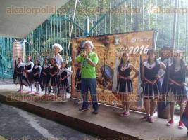 Xalapa, Ver., 3 de diciembre de 2016.- El director del Instituto de Ecología, Martín Aluja Schuneman Hofer, inauguró la jornada de actividades