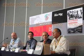 Ciudad de México, 5 de diciembre de 2016.- El senador Armando Ríos Piter y el investigador Juan Horta presentaron el libro