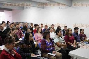 Xalapa, Ver., 9 de diciembre de 2016.- Este jueves, más de 40 emprendedores y empresarios participaron en el taller