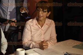 Xalapa, Ver., 16 de enero de 2017.- Integrantes de la Red Ciudadana para la propuesta de la agenda legislativa, invitan a participar en el foro