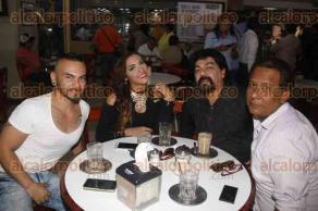 Veracruz, Ver., 18 de enero de 2017.- El presidente de la asociación civil lésbico-gay